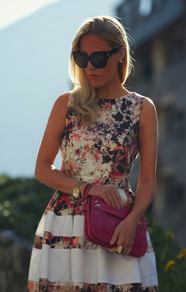 STYLE LOVER FLORAL DRESS I