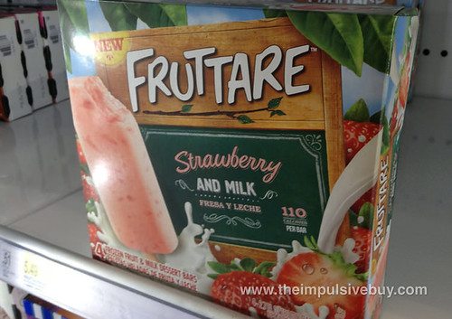 Strawbery and Milk Fruttare