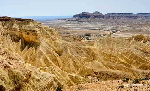 Israel - Negev Desert - Midreshet Ben Gurion 02