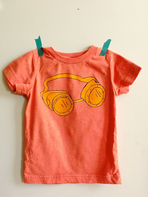 Kids Clothes Week - Rae flashback skinny tee