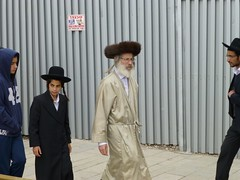 Orthodox Jews (Jerusalem, Israël 2013)