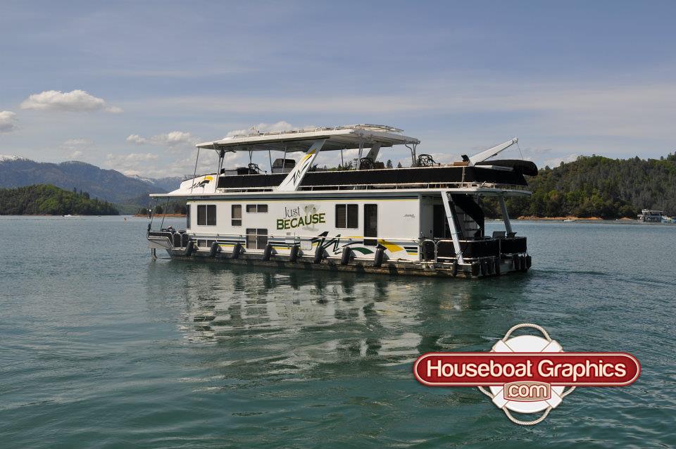 Graphics For Houseboat Graphics Wwwgraphicsbuzzcom - Custom houseboat graphics