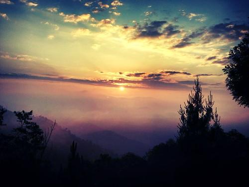 uploaded:by=flickrmobile flickriosapp:filter=chameleon chameleonfilter himalayanclubteahouseinnnagarkot