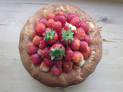 Daring Bakers May: Savarin