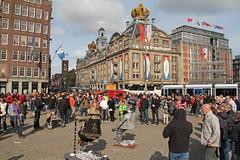 Dam - Amsterdam (Netherlands)