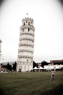 Obrázek Šikmá věž v Pise u Pisa. italy europe italia jake pisa tuscany kristen 2011 jbelluch