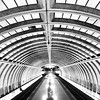 Metro Station, Friendship Heights #dc #architecture #bw
