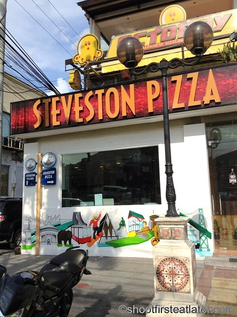 Steveston Pizza (Tomas Morato Quezon City)