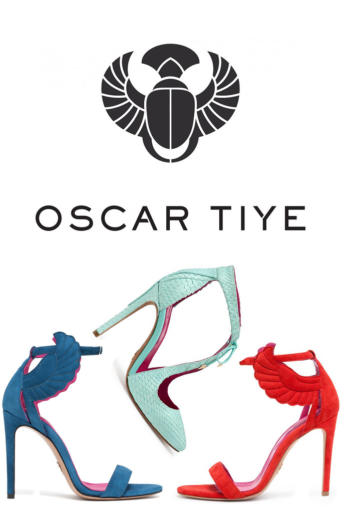 oscar tiye shoes - ss20123 collection - fab accesories