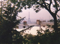 La scène de Paris - French Exchange - 1980s