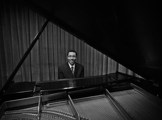 Juliard Pianist: Jeremy Jordan