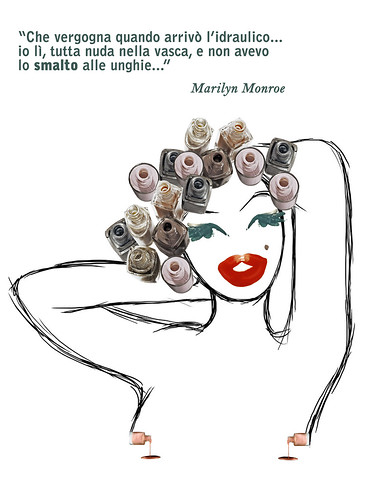 Marilyn by Pane & Olive