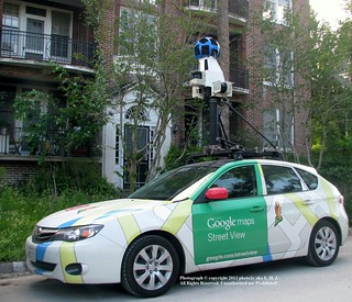GOOGLE CAR MAPPING JAX, FL.