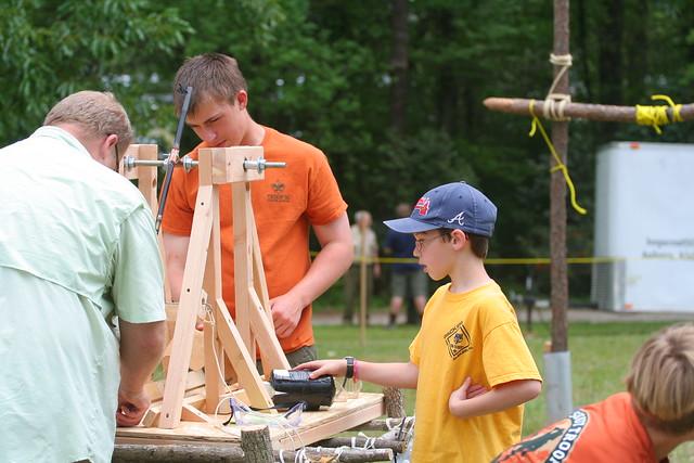 ScoutFest @ Auburn City Fest 2013