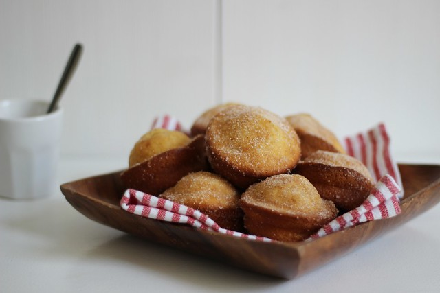 Food-♥: French Breakfast Muffins