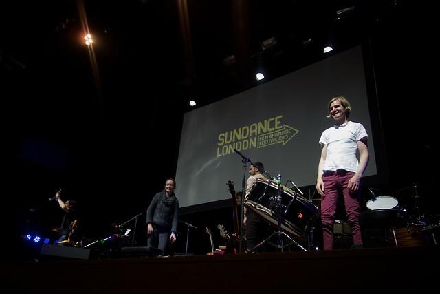 British Sea Power at the Sundance London