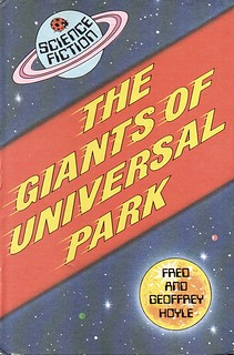 THE GIANTS OF UNIVERSAL PARK a Ladybird Book from the Science Fiction Series 823.  First Edition