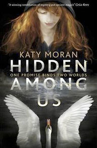 8713074814 a55ef6af5f Hidden Among Us by Katy Moran