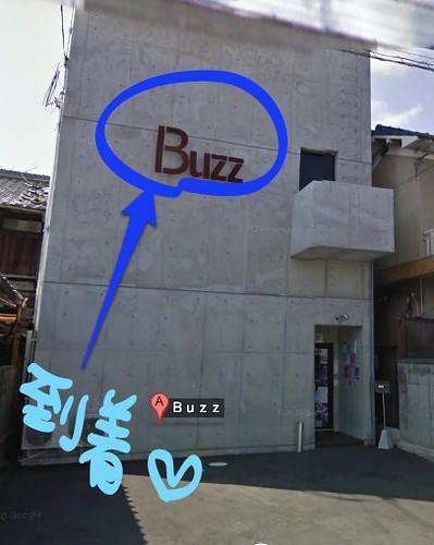 BUZZ - Google マップ到着
