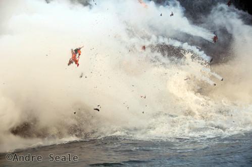 Explosões de lava 2