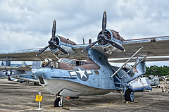 1940 Consolidated Vultee PBY-5A Catalina BuNo 46602 (N607CC)  (National Naval Aviation Museum)