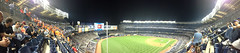 Only @Mets fans left at @Yankees Stadium. 9-3 @Mets #LetsGoMets. 2 outs, bottom of 9th