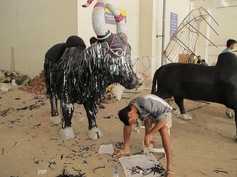 Bull by Sukant