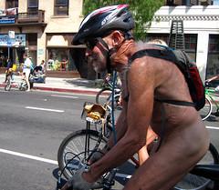 L.A. World Naked Bike Ride (4764)