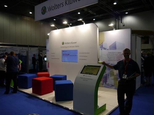 Wolters Kluwer at Accountex 2013