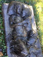 The long, sweet sleep. Woodlawn Cemetery, The Bronx.