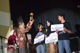 foto pemenang sukma 2014