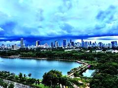 Looks like #rain is on its way #bangkok #monsoon