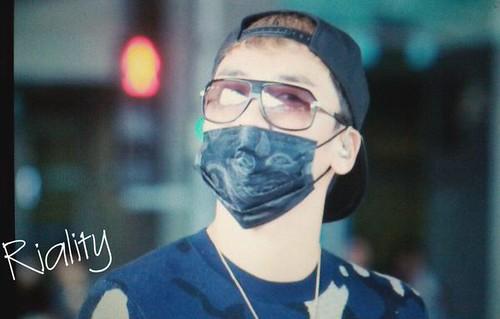 BIGBANG arrival ICN Seoul from Taiwan 2015-09-28 (31)