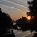 Dawn at Rusty Lane by Dru Marland