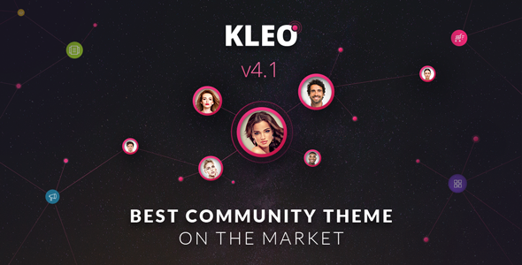 KLEO 4.1.3 – Next level WordPress Theme