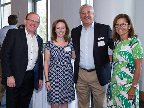 2016 Parents' Leadership Council Reception