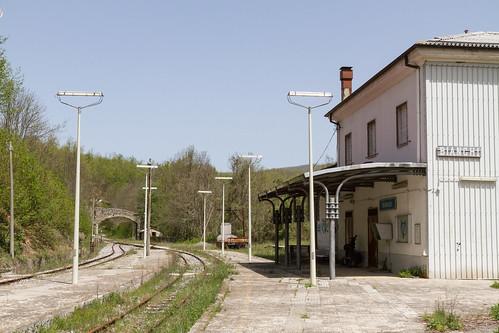 Bianchi   IT-CS (Cosenza, Calabria)   06.05.2015   Bianchi station