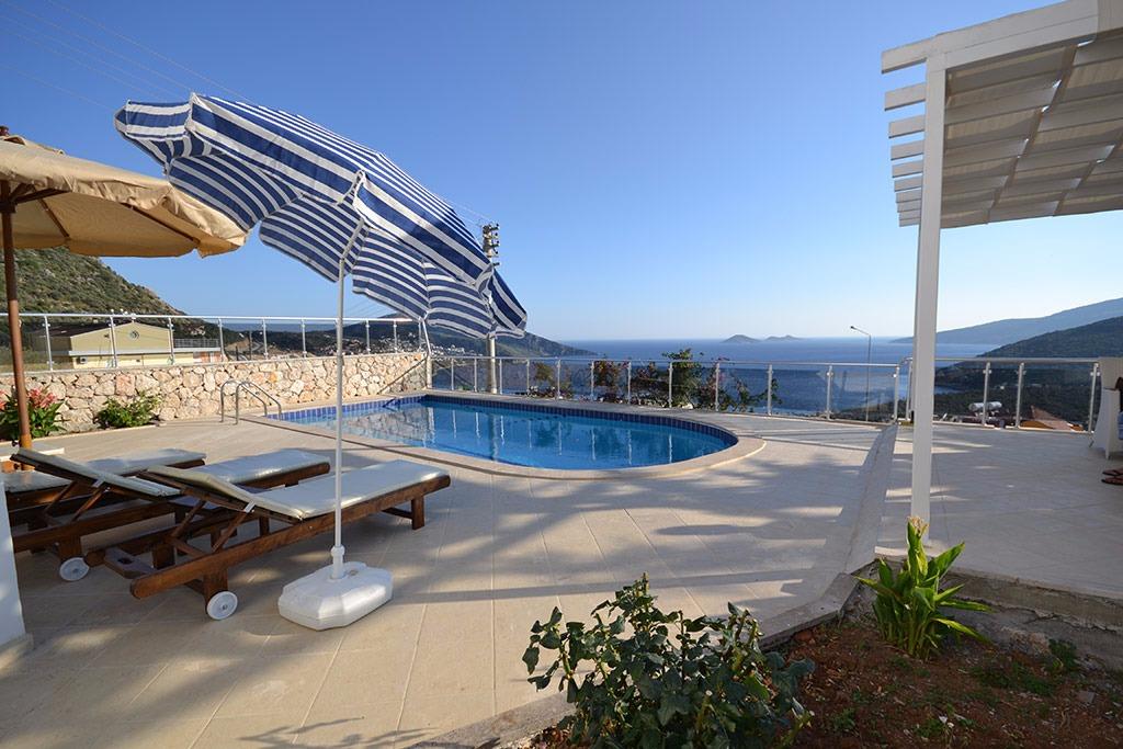 kiralık yazlık villa - 3649