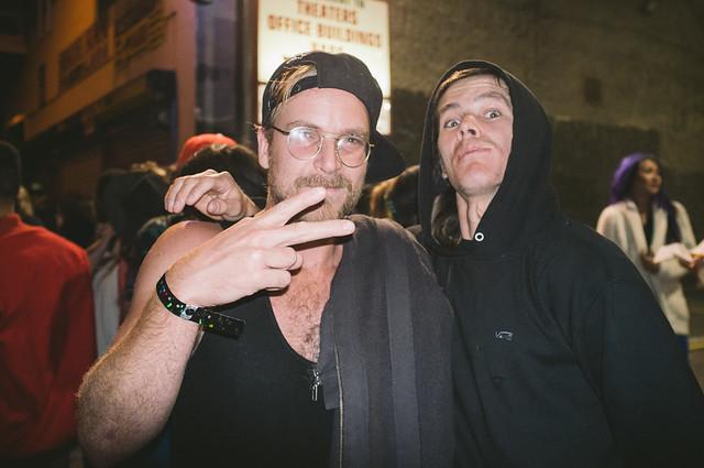 Chad Muska & Geoff Rowley