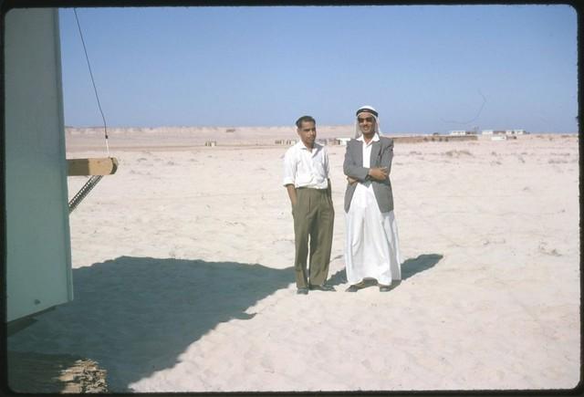 Jebel Dhana, Abu Dhabi 1963