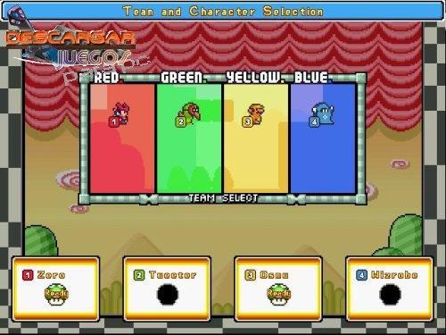 Super Mario War 3