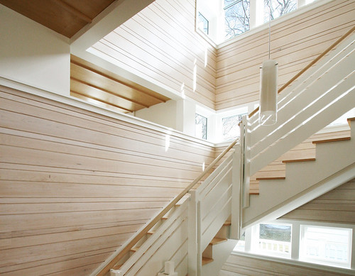 JW-Hart posted a photo:Interior stair by CUBE design + research, www.CUBEdesignResearch.com, copyright.