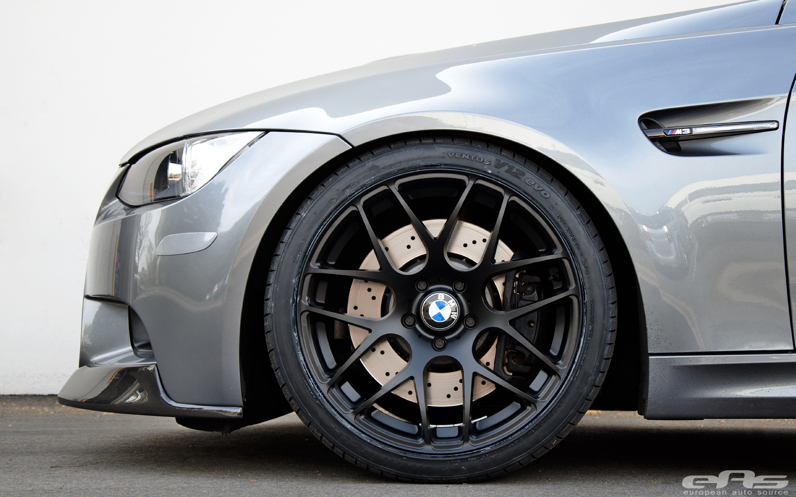 Space Gray M3 Gets Satin Black V710 Wheels Bmw Performance Parts