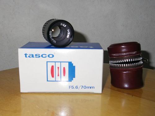 Tele-TASCO 70mm f5.6