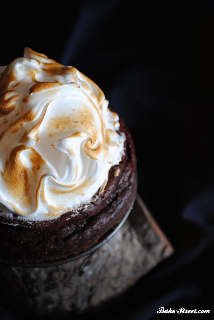 Guinness & Chocolate cheesecake - Bake-Street.com - Bake-Street.com