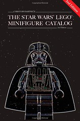 The Star Wars LEGO Minifigure Catalog, 2nd edition