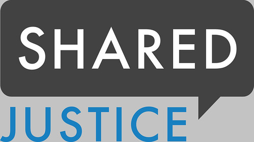 Shared Justice Logo
