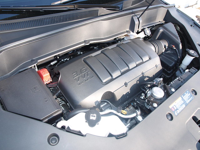 2013 Buick Enclave 8