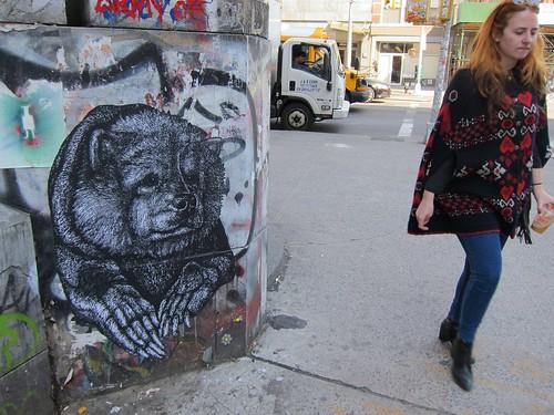 Bowery bear