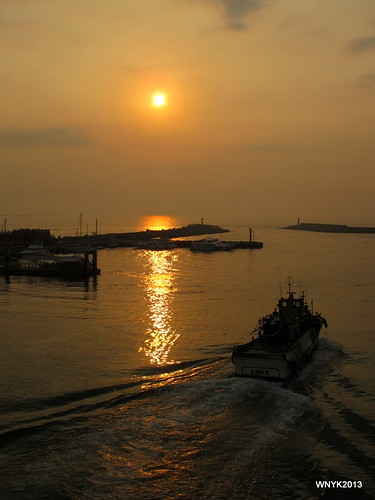 Tamsui Sunset